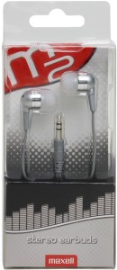 Maxell Optical Buds Wired Headphones