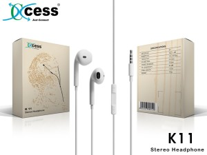 XCCESS K 11 Wired Headphones