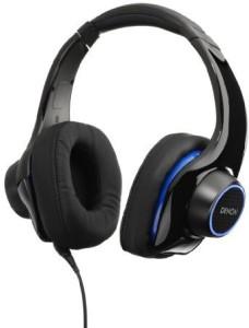 Denon Ah-D400 | Urban Raver Over-Ear Headphones (Japan Import)  HeadphonesBlack