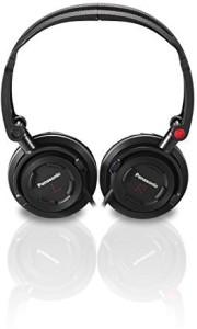 Panasonic Rp-Djs150M-K Foldz Collasible Travel Headphone Headphones