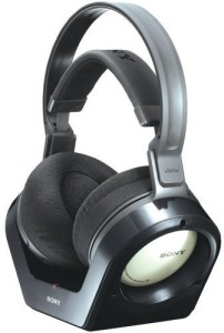 Sony Mdrrf925Rk Wireless Headphone (Discontinued By Manufacturer) Wired bluetooth Headphones