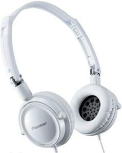 Pioneer Se-Mj21-W Closed Dynamic Headphones Monitor Style Semj21 /Genuine Headphones