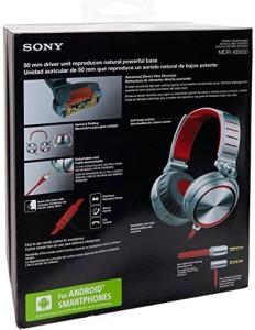 Sony Mdr-Xb920/R (Mdrxb920/Rc) Extra Bass Xb Headphones Headphones