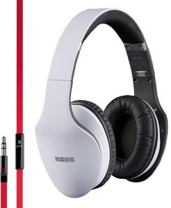 Interstep IS-MU-HDP200WHT Wired Headphones