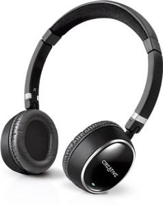 Creative Labs Refurbished Creative Wp-300 Bluetooth Wireless Headphones Wired bluetooth Headphones