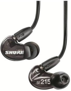 Shure SE215-K-KCE Wired Headphone