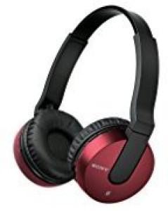 Sony Mdr-Zx550Bn Noise Cancelling Bluetooth Headphone - (International Version U.S. Warranty May Not Apply) Headphones