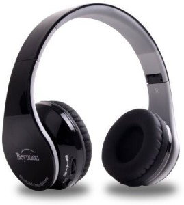 Beyution New @513Black Bluetooth Wireless Headphones Headset--Tooth V4.1 Version---With Retail Package Wired bluetooth Headphones