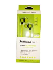 Sonilex SLG-28 EP Wired Headphones