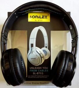 Sonilex BT-03 Wired bluetooth Headphones