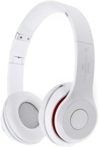 MSE White Plus Bluetooth High Bass Stereo Headphone_TQ2 Wired & Wireless bluetooth Headphones