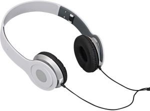 PeepalComm Power Plus Folding Wired Headphones