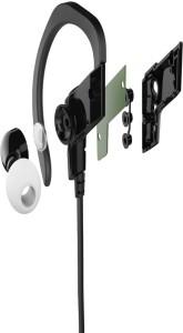 16ba6d2d93a CRAZY HEAD S501 SPORTING WITH DEEP BASS (KRA) Wireless Bluetooth Headset  With MicSilver