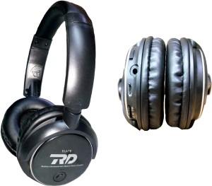 Elate RD RD-HF11 Wired & Wireless bluetooth Headphones