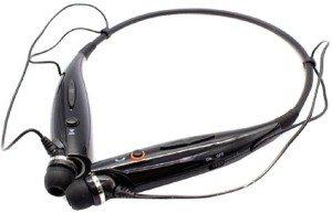 ROOQ HBS730-022 Wired & Wireless Bluetooth Headset With Mic