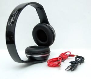 Signature VMB4 Wired & Wireless bluetooth Headphones