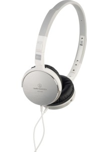 Audio Technica ATH-ES55 WH Wired Headphones