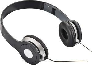 Zarsa Power Plus Folding Stereo Headphone Wired Headphones