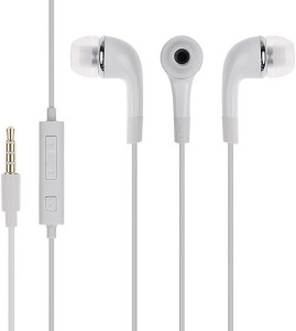 YK RETAIL YKR_EHS64 100%ORIGINAL SAMSUNG 3.5mm Jack EHS64 ASFWE Handsfree Headset Earphones+Mic Wired Headphones