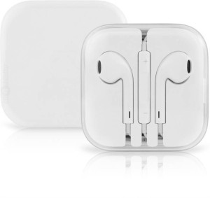 Saleon Apple Headphone for all Android Mobile Phones or Laptop Headphones