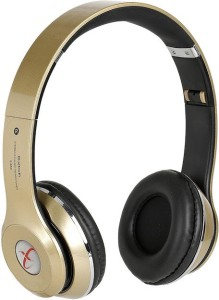 JBJ Solo 2 S460 With Fm And Memory Card Slot Stereo Dynamic Wired & Wireless bluetooth Headphones Wired & Wireless Bluetooth Gaming Headset With Mic