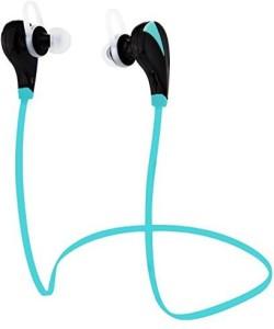 Blue arrows jogger bluetooth bluetooth Headphones