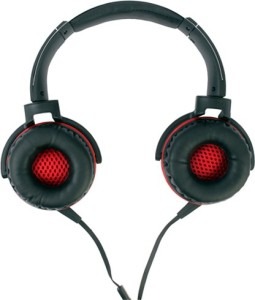3G Gold Royal Stereo Headphones Headphones