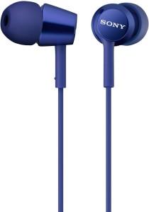 Sony MDR-EX150_Dark-Blue Headphones