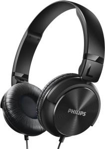 Philips Shl3060bk/00 Wired Headphones