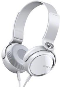 Sony Mdr-Xb400/W | Extra Bass Headphones (Japanese Import) Headphones