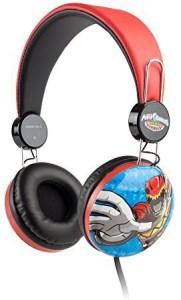 Sakar Over The Ear Kids Safe Headphones (Power Rangers) Headphones