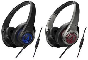 Audio Technica Audiotechnica Ath-Ax5Is Sonicfuel Over-Ear Headphones () Headphones