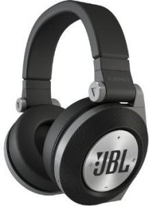 JBL E50Bt Black Premium Wireless Over-Ear Bluetooth Stereo Headphone, Black Wired bluetooth Headphones