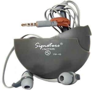 Signature VM-49 Wired Headphones