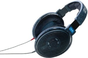 Sennheiser Hd 600 Open Back Professional Headphone Headphones