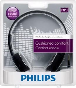 Philips SHL1000/10 Wired Headphone