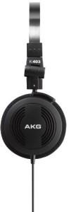Akg K403 Closed Back Mini Headphone Headphones