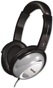 Maxell Hp/Nc-Ii Noise Canceling Headphone Wired Headphones