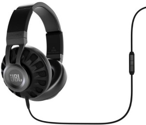 JBL Synchros S700 Premium Powe Over-Ear Stereo Headphones, Black Headphones