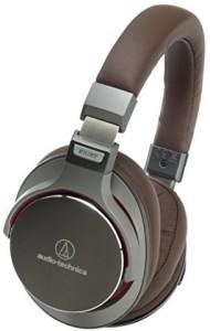 Audio Technica Ath-Msr7 Gm (Gun-Metal ) High Resolution Audio Over-Ear Headphone (Japan Import) Headphones
