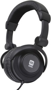 Monoprice Studio Reference Monitor Headphones (Closed-Back) Headphone
