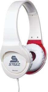 Pioneer Se-Mj721I-W Steez On-Ear Stereo Headphones Headphones