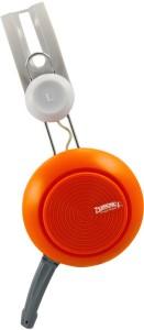 Zebronics Fusion Orange Headset with Mic