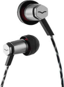 V-MODA Forza Metallo (iOS) Gunmetal Wired Headset With Mic