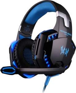 Kotion Each G2000 Wired Gaming Headset With Mic