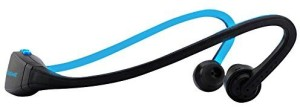 Xtreme Cables Xtreme Cables Bluetooth Headset for Smartphones and Tablets - Retail Packaging - Blue Wireless Bluetooth Headset With Mic