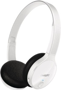 Philips SHB4000 WT On-the-ear Headset