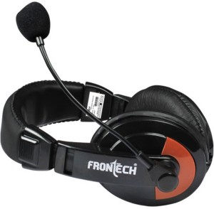 Frontech JIL-3442 Wired Gaming Headset With Mic