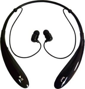 Attitude Ultra Tone HBS-800-01 Wired Bluetooth Headset With Mic