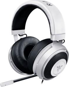 Razer Kraken Pro V2 Analog Gaming Headset Circular Ear Cushions Wired Gaming Headset With Mic